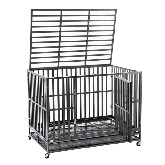 Ultimate Heavy Duty Dog Cage Superb Structure For